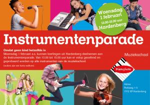 Instrumentenparade Hardenberg LOC